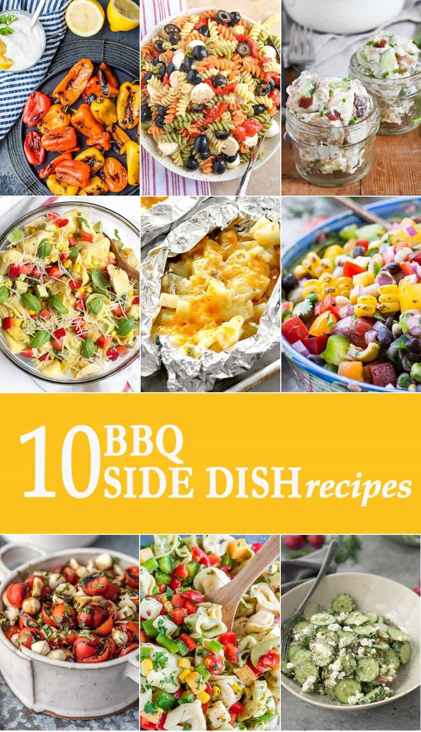 10 BBQ Side Dish Recipes
