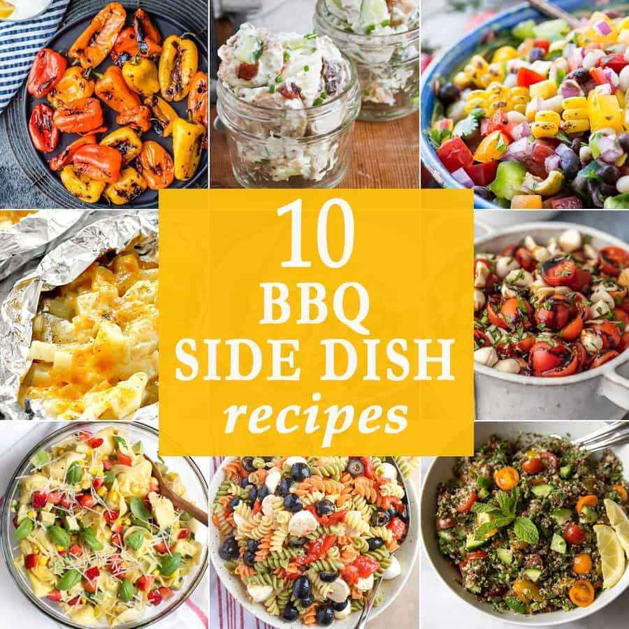 10 BBQ Side Dishes