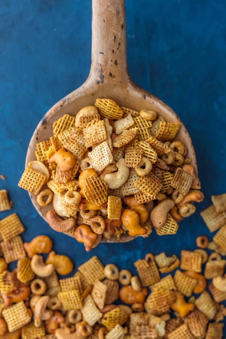 Best Ever Chex Party Mix | The Cookie Rookie