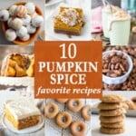 10 Pumpkin Spice Favorites