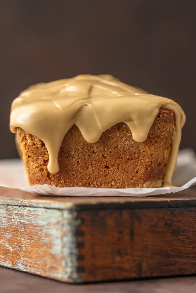This BROWN SUGAR POUND CAKE with BROWN SUGAR ICING (let's be honest, it's caramel) is utterly delicious and just perfect for Fall. A simple classic. The pecans add a little extra crunch to this sweet and amazing cake.