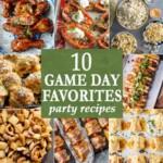 10 Game Day Favorites