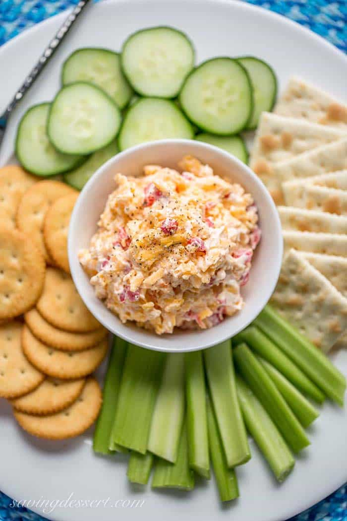 Southern-Style Pimento Cheese | Saving Room for Dessert