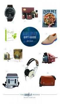 I don't know about you, but I think that guys are so incredibly hard to shop for! To make it a little easier for you this holiday season, I've put together 10 guy-approved gifts that will have the lucky recipient smiling in no time. These gifts are perfect for husbands, boyfriends, dads, grandfathers, sons, nephews, brothers... and just about any other man in your life!