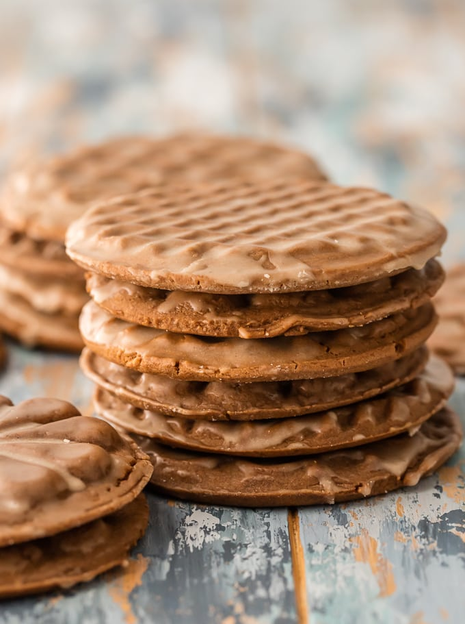 Soft Gingerbread Cookie Recipe With Rum Glaze The Cookie Rookie
