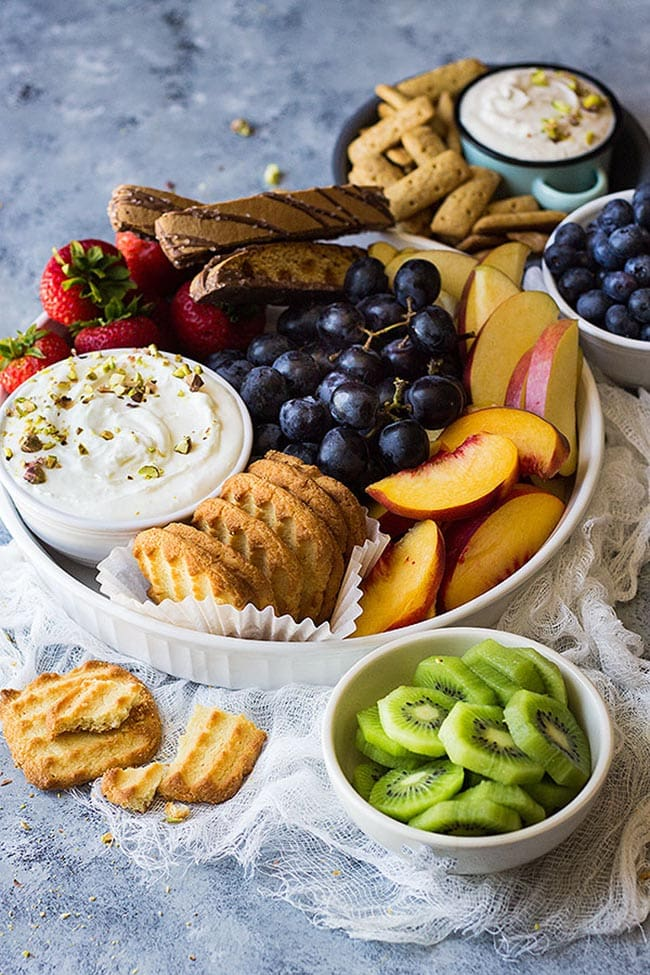 How To Make A Fruit Tray   Countryside Cravings
