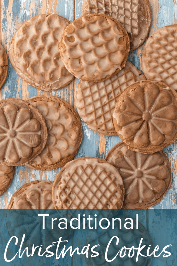 25 Easy Christmas Cookies To Make In 2019