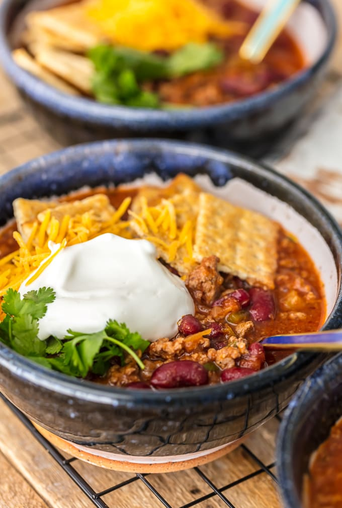 How to make the best easy chili recipe