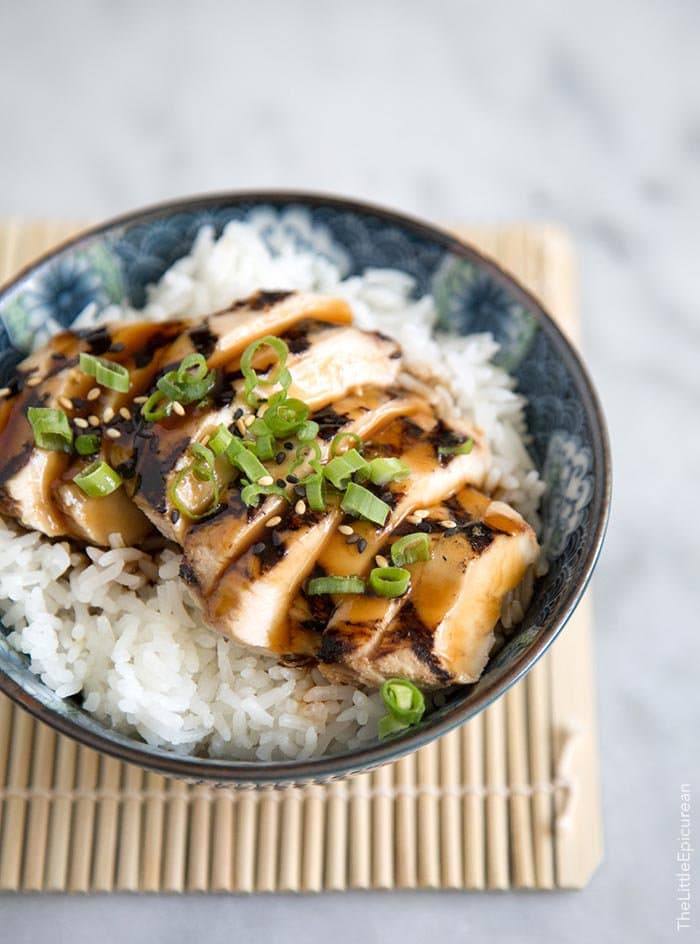 Chicken Teriyaki | The Little Epicurean