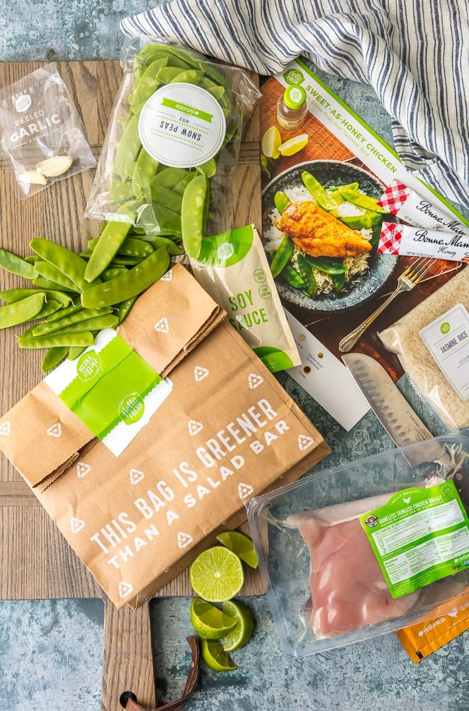 We tried out HelloFresh and here's what we thought! Get $30 off your order with code TCR30 and try it out for your family as well!