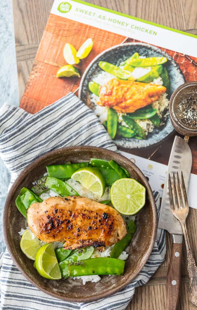 We tried out Hello Fresh and here's what we thought! Get $30 off your order with code TCR30 and try it out for your family as well!