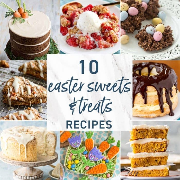 10 Easter Sweets and Treats