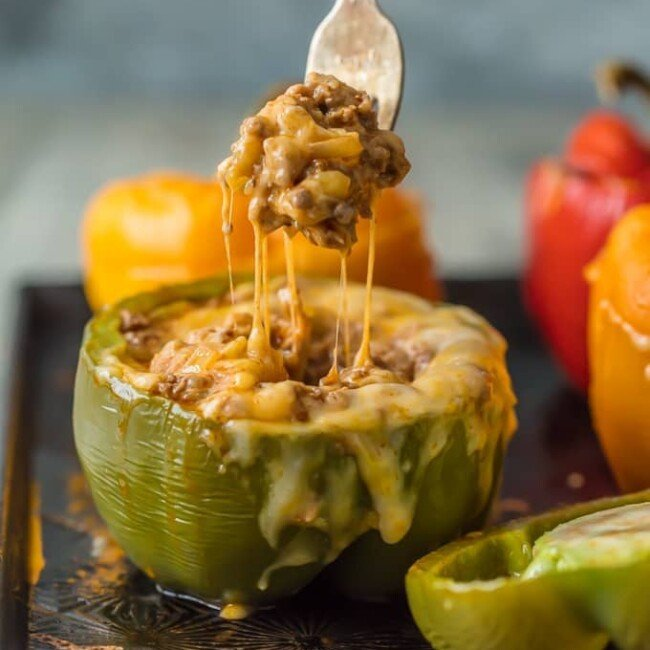 stuffed peppers featured image