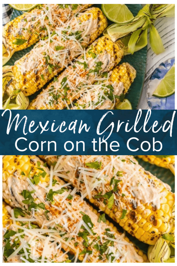 mexican grilled corn on the cob pinterest photo