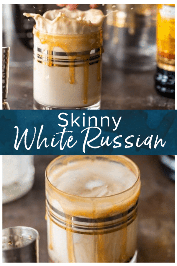 skinny white russian pinterest photo