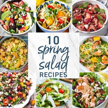10 Spring Salad Recipes