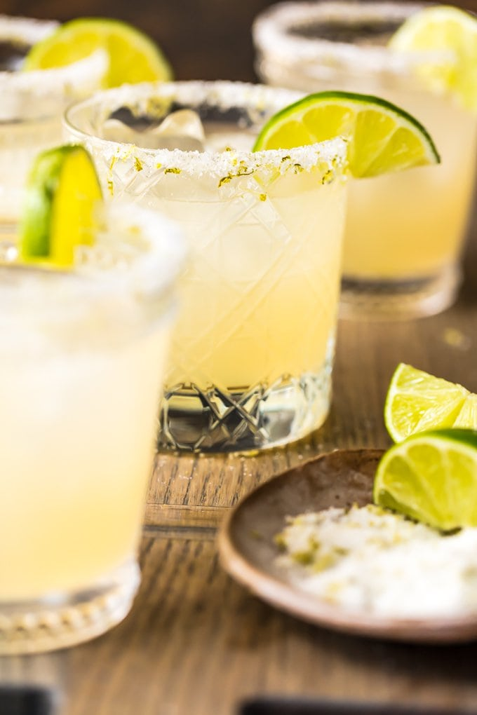 best margarita ingredients classic margaritas