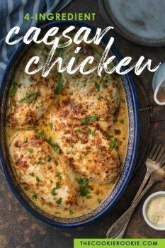 caesar chicken pinterest image