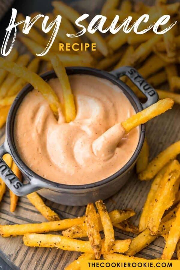 fry sauce pinterest image