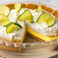 Key Lime Pie Recipe (EASY Key Lime Pie)
