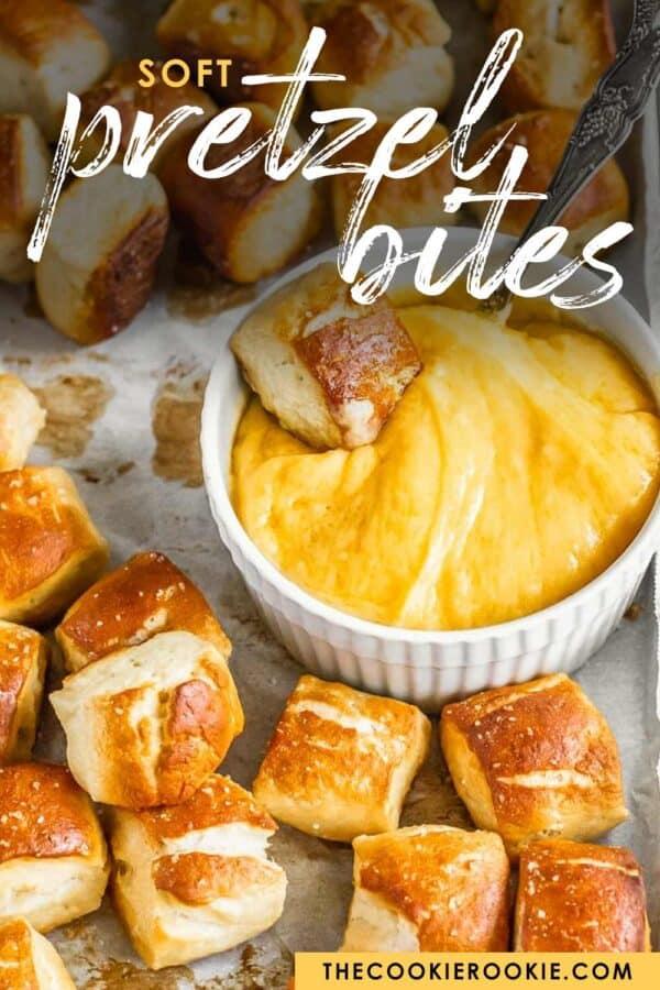 pretzel bites pinterest image