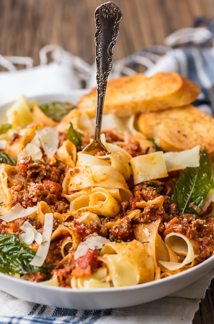 Beef Bolognese Best Bolognese Sauce Recipe The Cookie