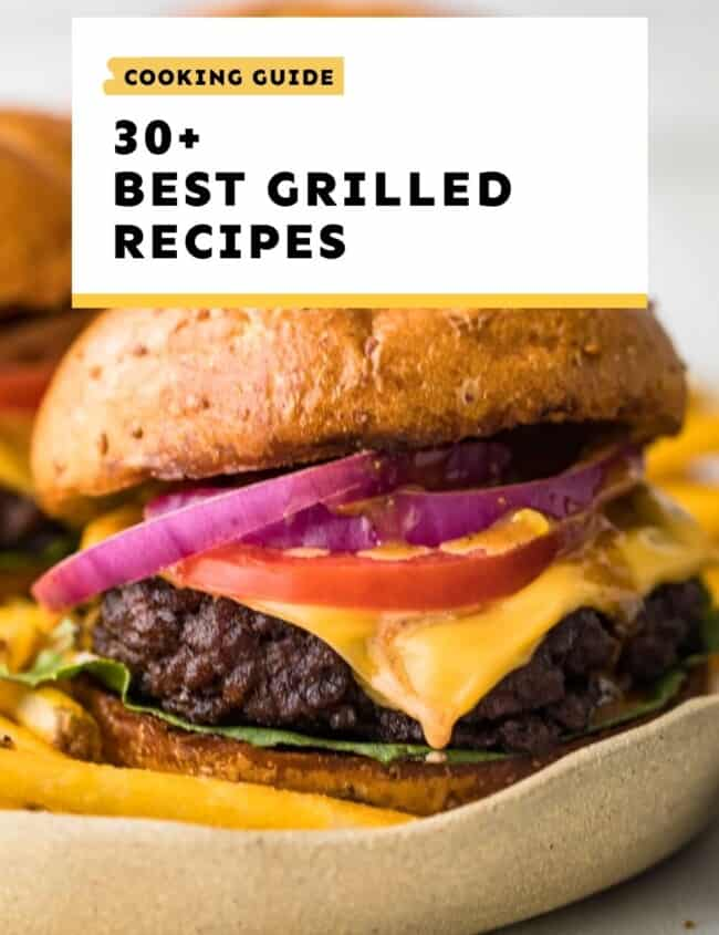 grilled recipes guide