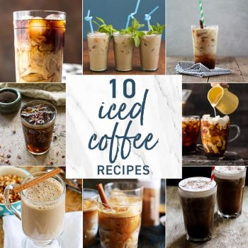10 Iced Coffee Recipes
