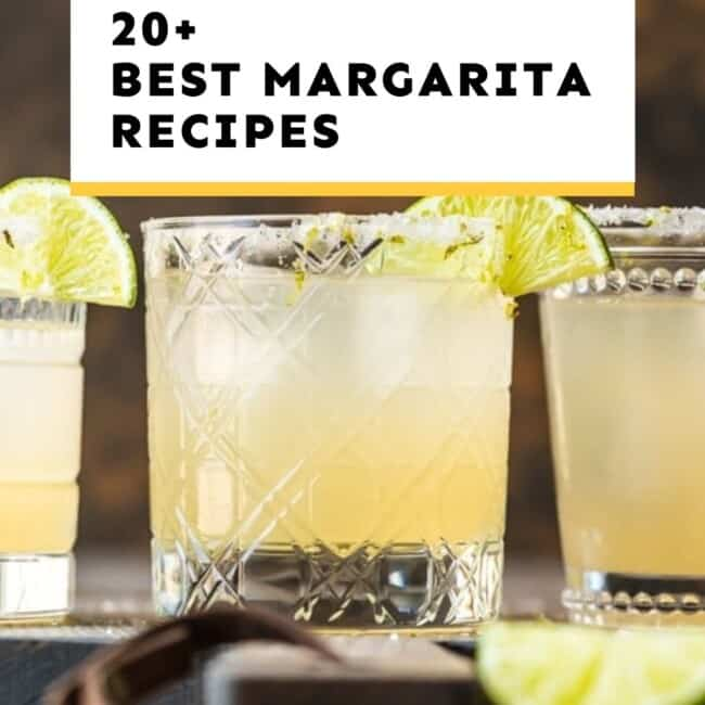 margaritas recipes guide