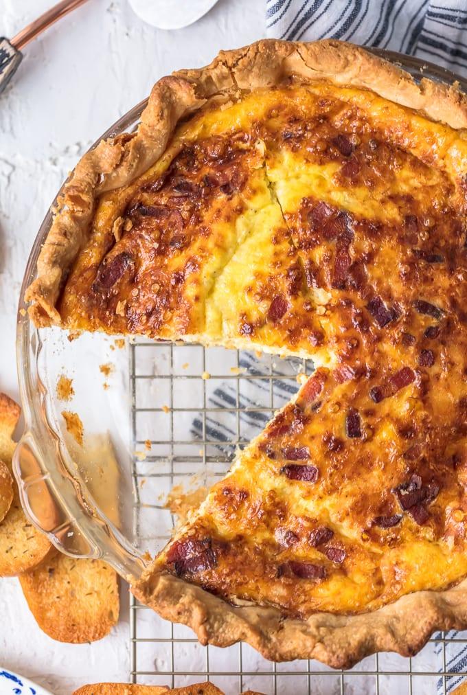 Best Quiche Lorraine recipe