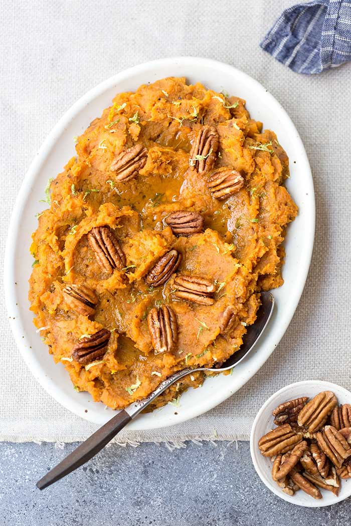 Easy Mashed Sweet Potatoes | Foolproof Living