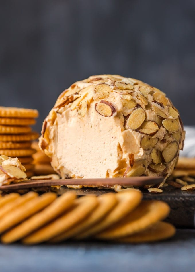 Best cheese ball recipe for holiday parties