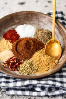 Homemade Taco Seasoning is an easy way to add some flavor to your recipes. This special blend of spices is just perfect for making tacos, casseroles, or any Mexican-inspired dish. Make your own taco seasoning in minutes, and keep it on hand for taco night or weeknight dinners!