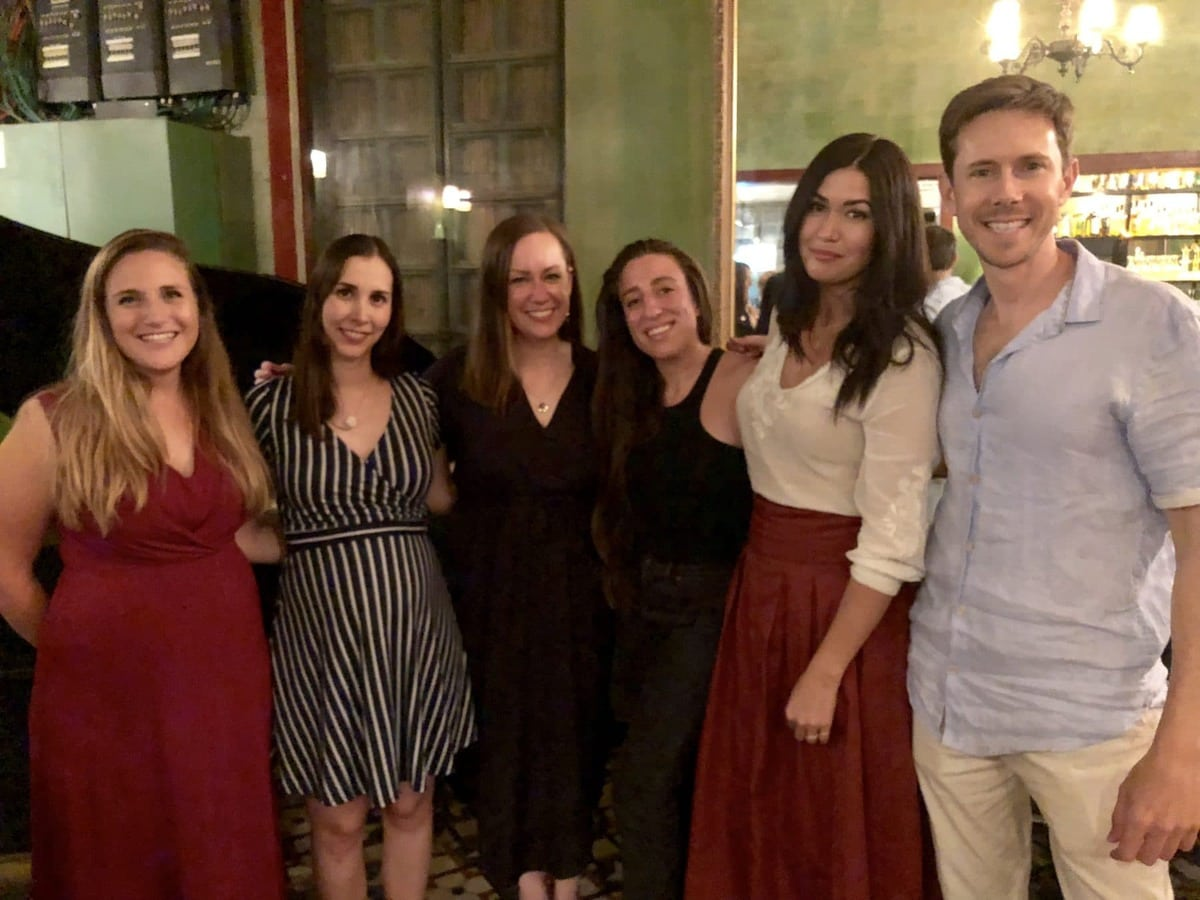 bloggers visiting Israel