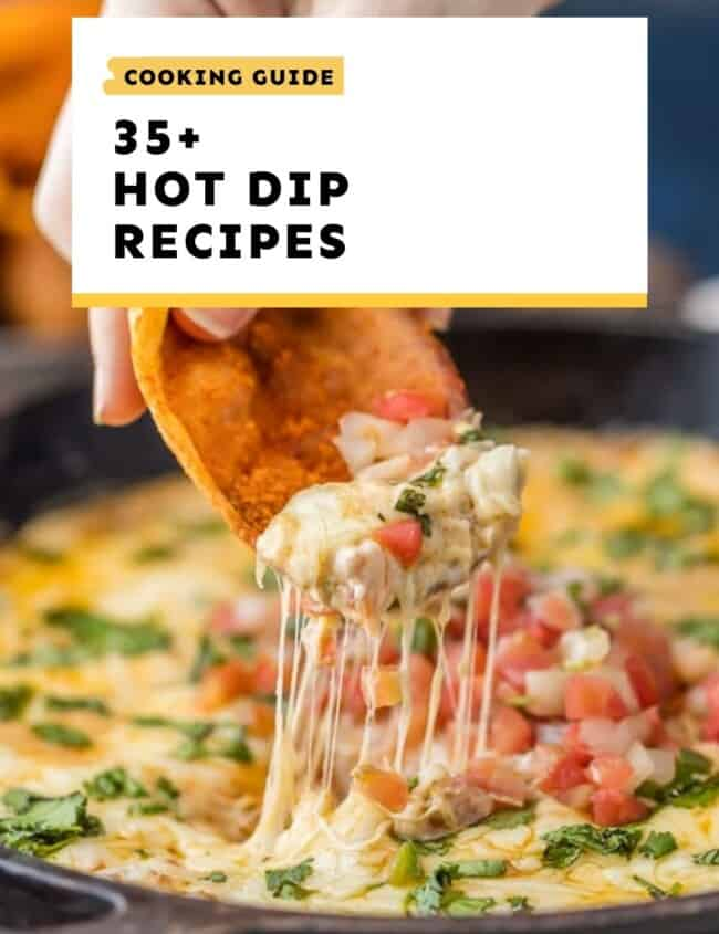 hot dips recipes guide