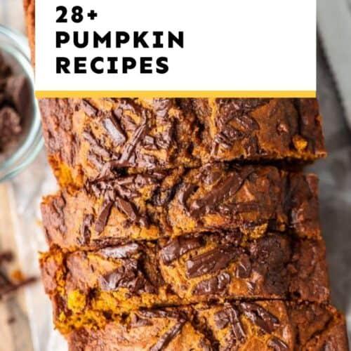 pumpkin recipes guide