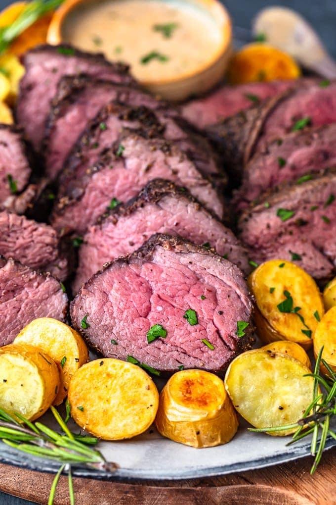 Best Beef Tenderloin Recipe Beef Tenderloin Roast Video