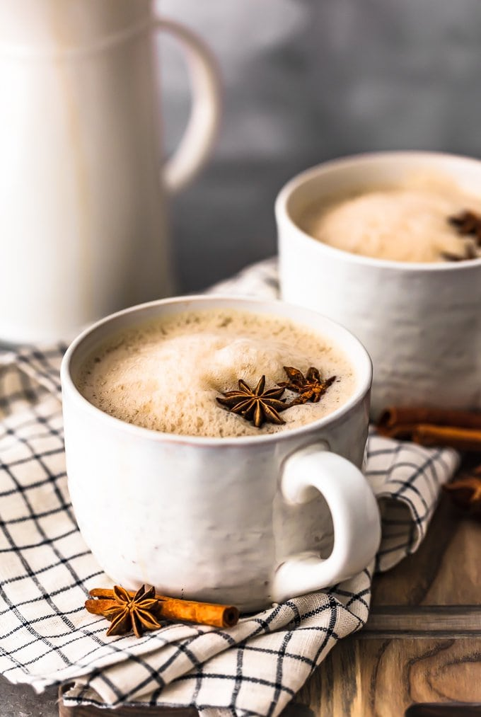 Chai Tea Recipe with Bourbon (Spiked Chai) - VIDEO!!