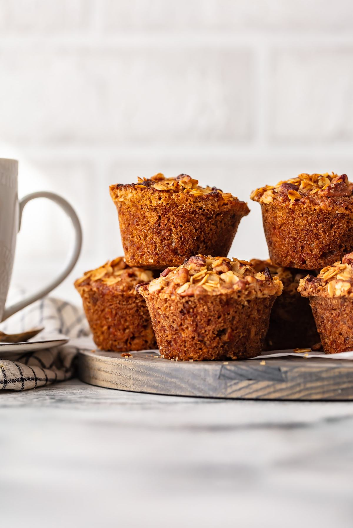 Morning Glory Muffins Recipe Breakfast Muffins Video