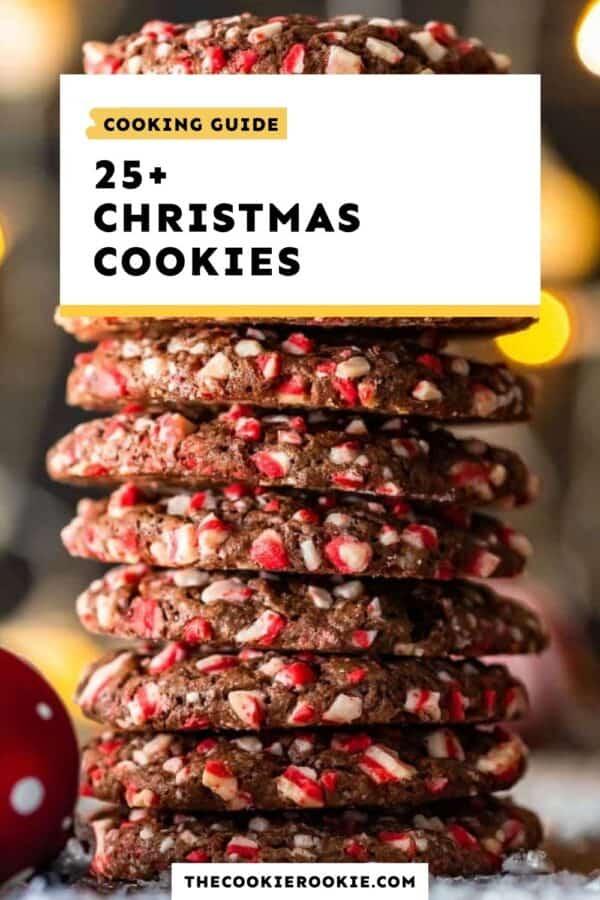 christmas cookies guide