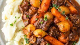 Beef Bourguignon Recipe (Beef Burgundy Recipe)
