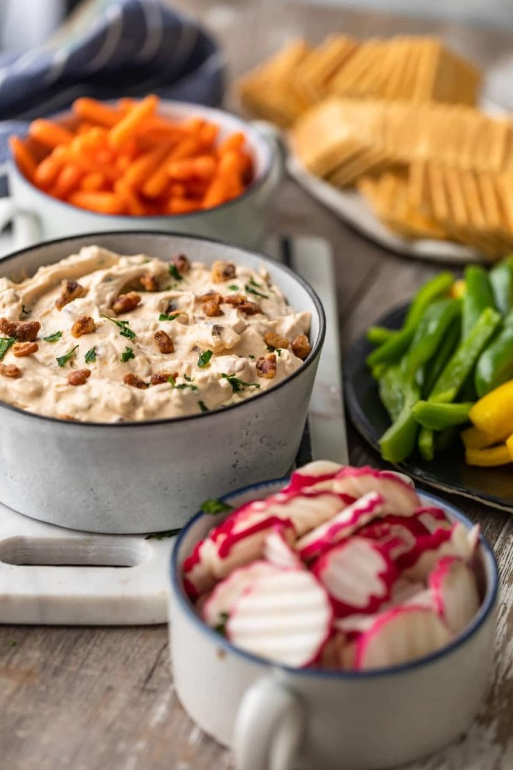 Smoky Blue Cheese Dip Recipe