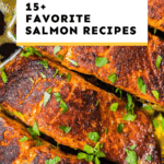 salmon recipes guide