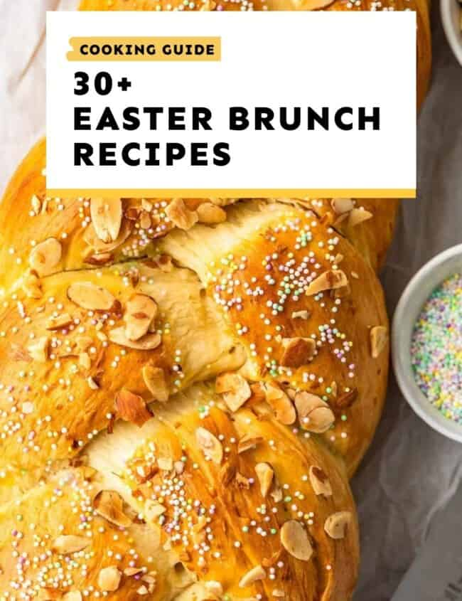 easter brunch guide