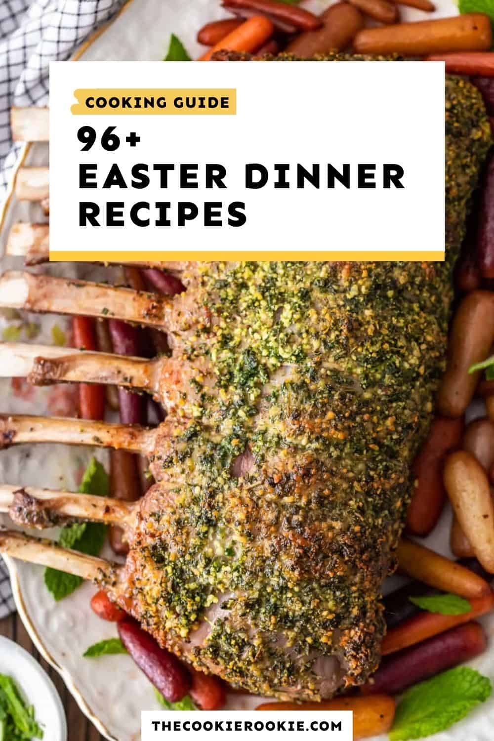 easter dinner recipes guide