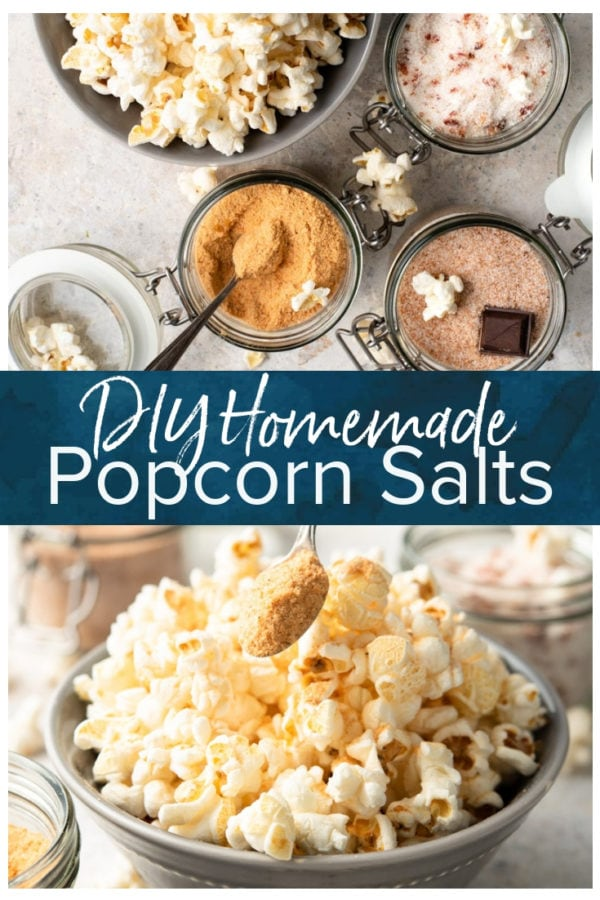 homemade popcorn salts pinterest pic