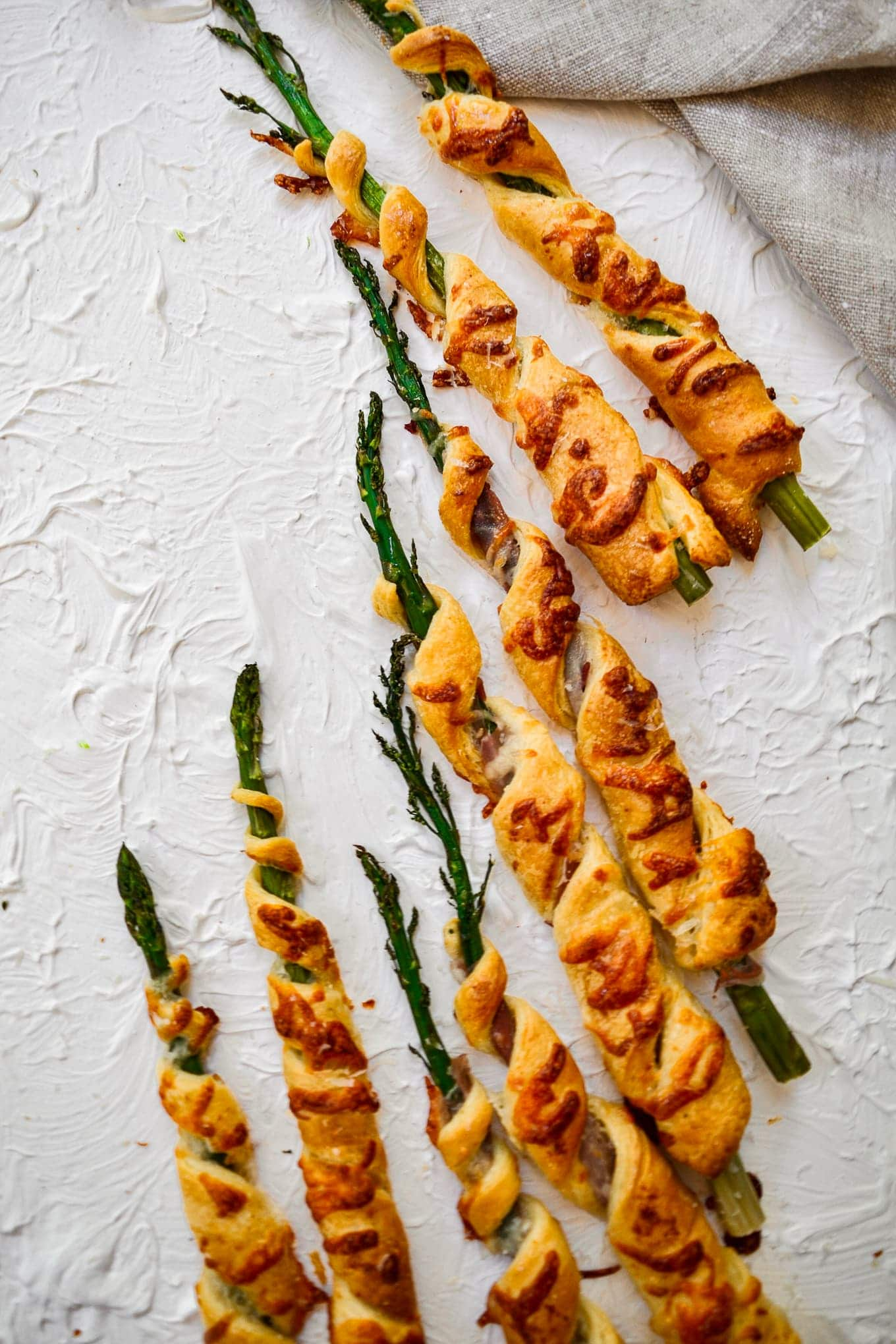 cheesy crescent roll appetizers