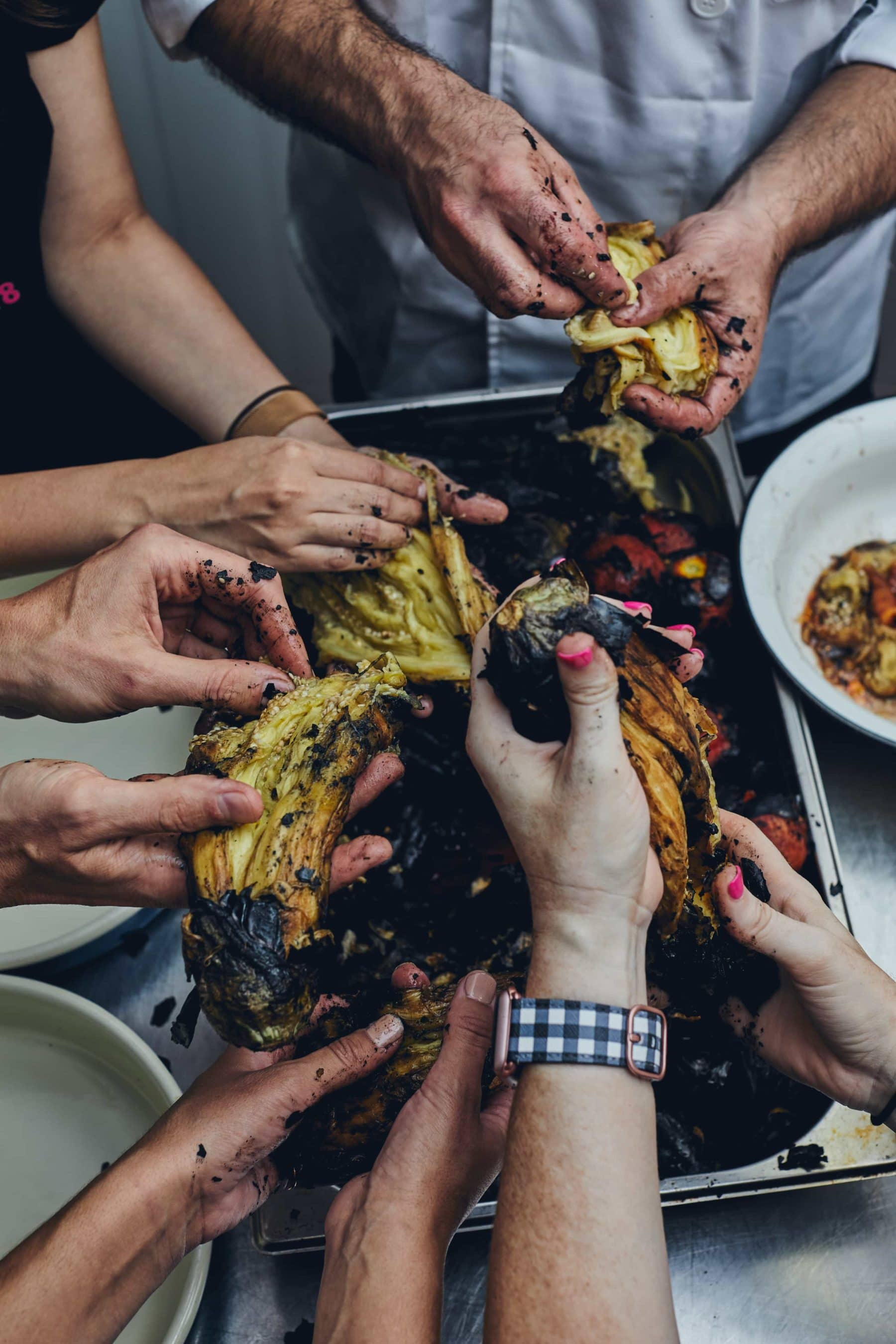cooking in Israel