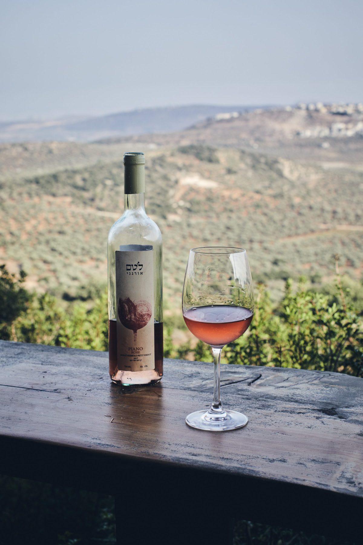 winery in Galilee Israel