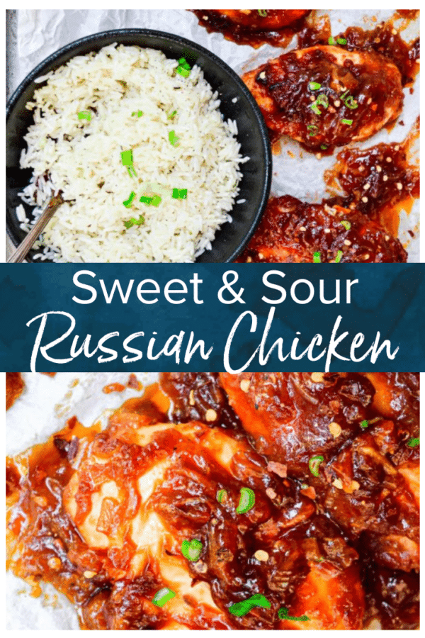 russian sweet and sour chicken pinterest photo